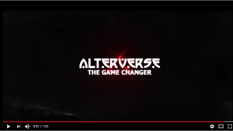 AlterVerse Coming Soon Video.
