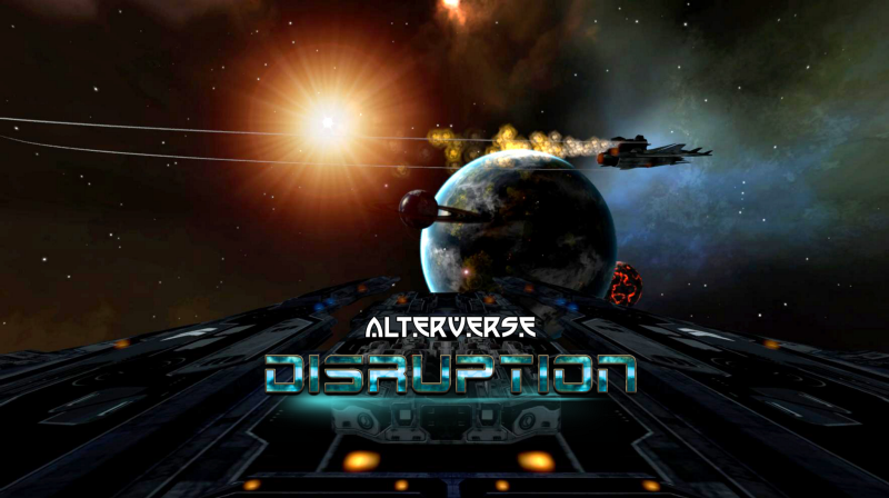 What is AlterVerse: Disruption?