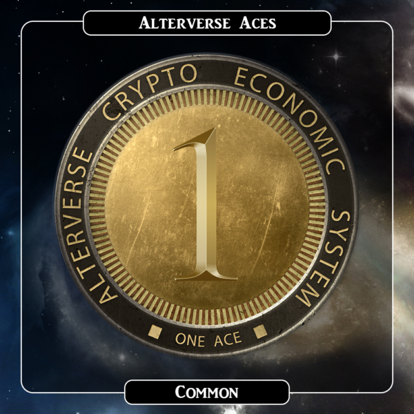 ACES — AlterVerse Crypto Economic System