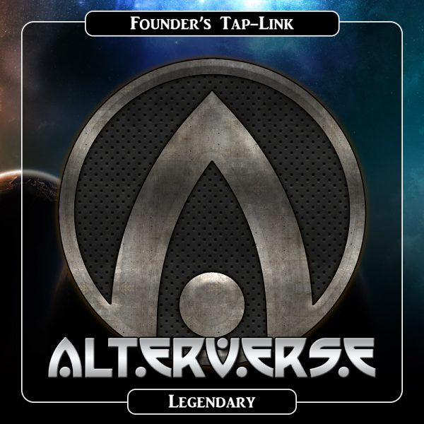 AlterVerse Founder's Tap-Link