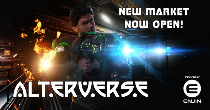 New AlterVerse Market